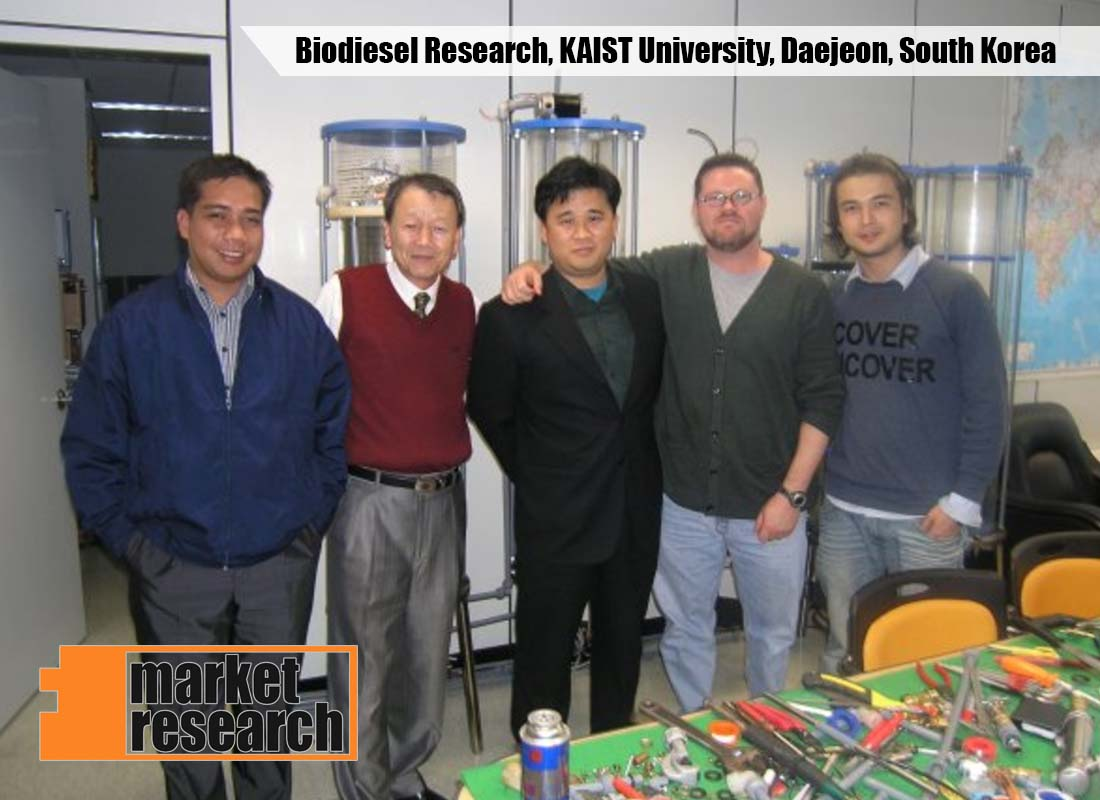 Biodiesel-Research-KAIST-University-Daejeon-South-Korea